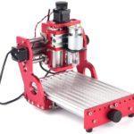 Metall Gravur Schneide Maschine